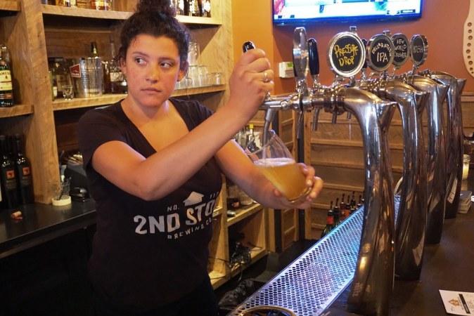 #BlogHouse - 2nd Story Brewing Company, Philadelphia, June 2016