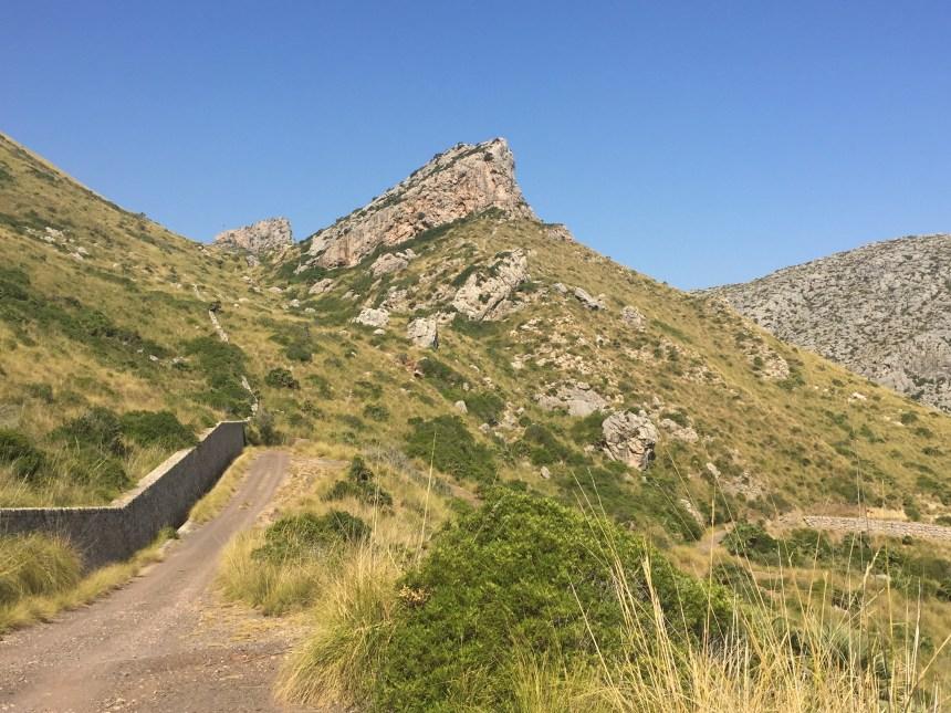 Excursión a Cala Castell (Pollença)