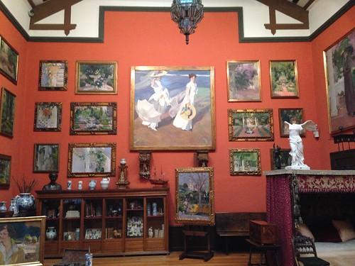 Museo Sorolla, Chamberí. Madrid