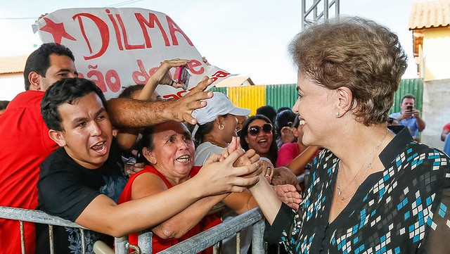 Dilma estreia hoje na propaganda eleitoral; vai pedir voto ao PCdoB