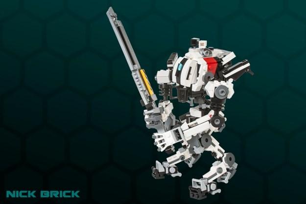 Ronin Titan - Titanfall 2