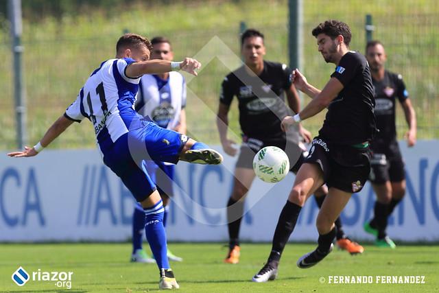 Tercera División. Fabril - Silva