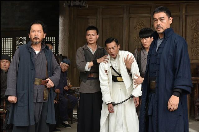 Call of Heroes Louis Koo Sean Lau