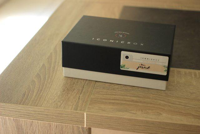 7 Iconic box juillet