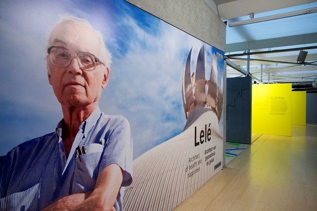 26 October 2012 Opening exhibition Lelé - Architect of Health and Happiness