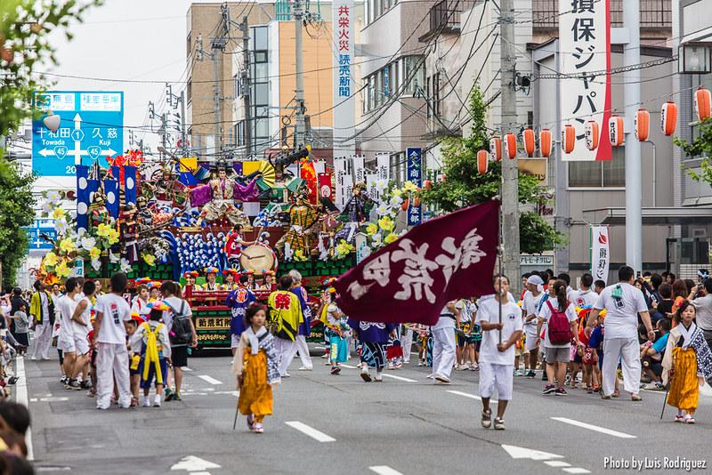 Festival Sansha Taisai de Hachinohe-18
