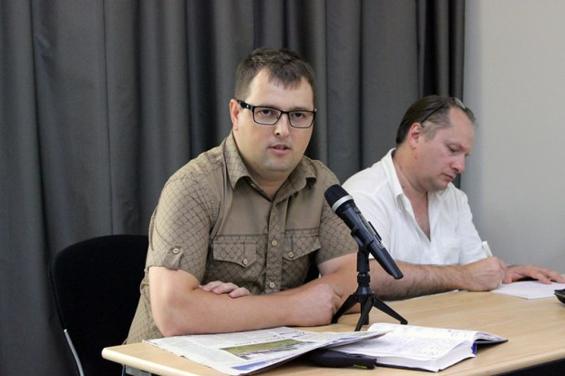 """Э.Вайман, """"Крымская газета"""""""
