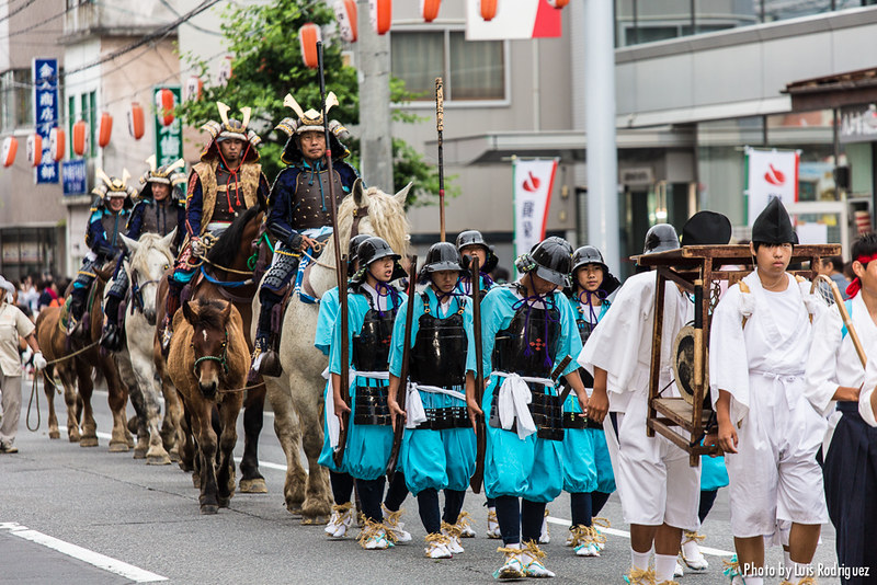 Festival Sansha Taisai de Hachinohe-38