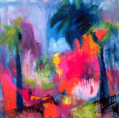 Tropical Joy ©2015 by Ellie Harold