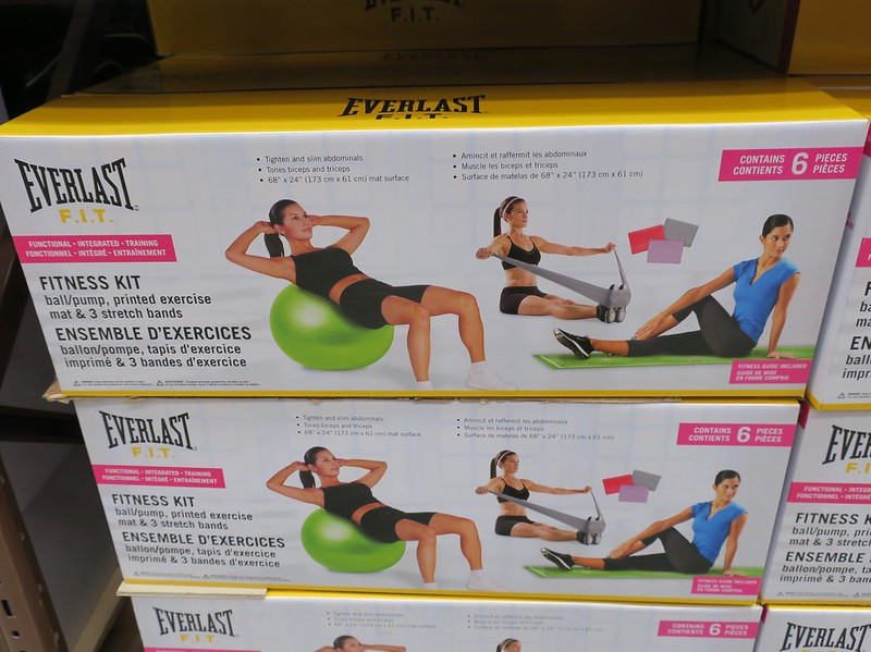 exercise set Php 3000