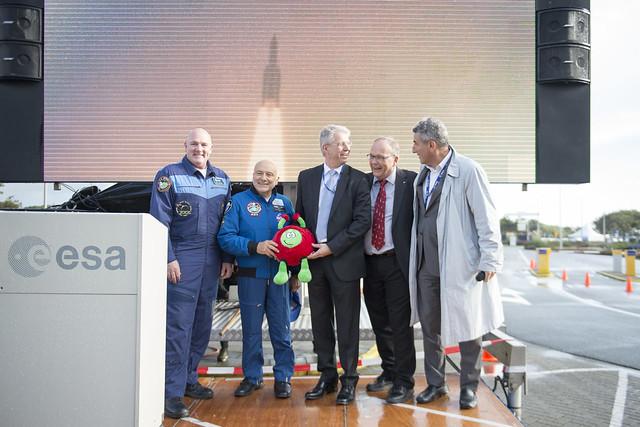 ESA-ESTEC Open Day 2016