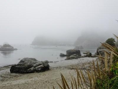 Trinidad beach, California - USA road trip