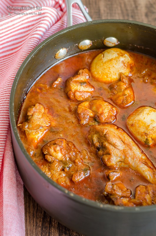 Doro Wat, Ethiopian Chicken Stew, Ethiopian Cuisine, Ethiopian Food, Blogging Marathon, Cooking Carnival, Protein Rich Food, Cooking With Protein Rich Ingredients, Cooking With Chicken,