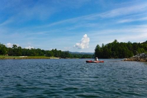 Lake Keowee-9