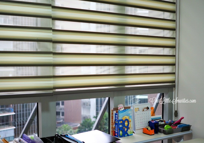 Study Room Blind - 1