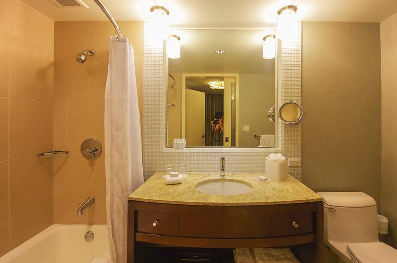 bathroom - intercontinental san francisco