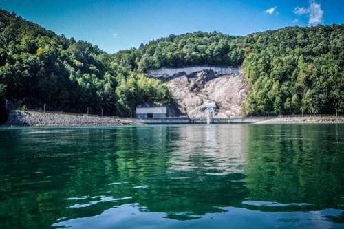 Lake Jocassee with Bennie Waddell-77