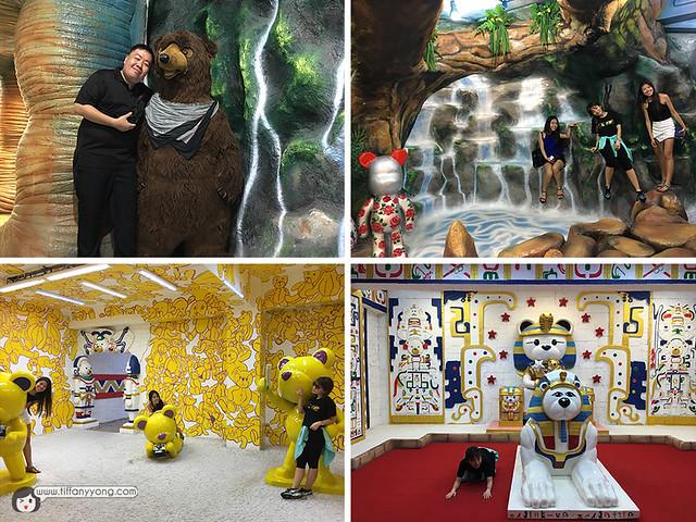 Fun at Teddy Bear Museum Pattaya