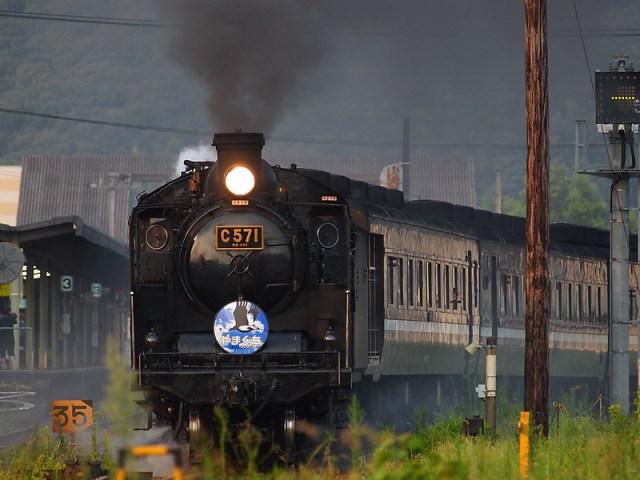 C57 1 SLやまぐち号