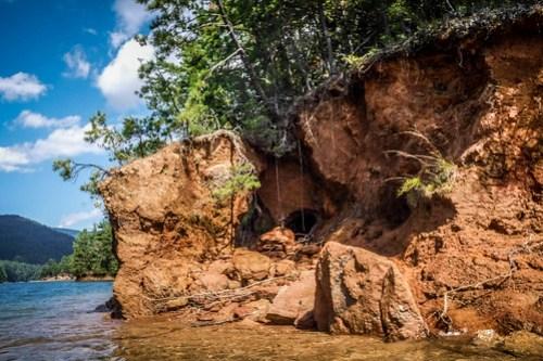 Lake Jocassee with Bennie Waddell-38