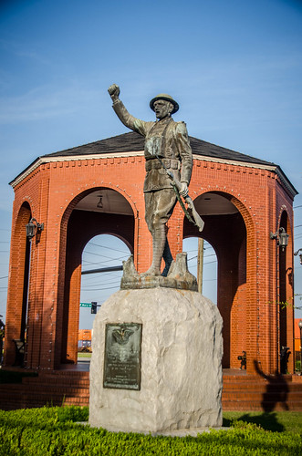 Spirit of the American Doughboy in Waycross-002