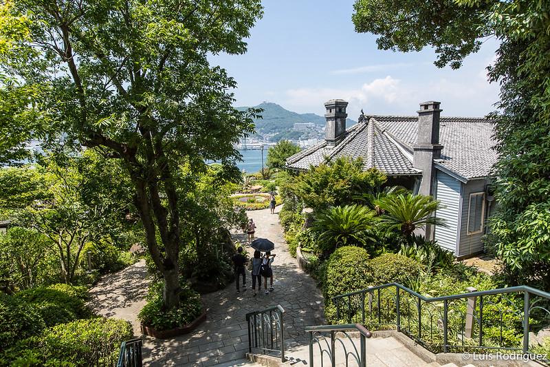 Jardines Glover de Nagasaki