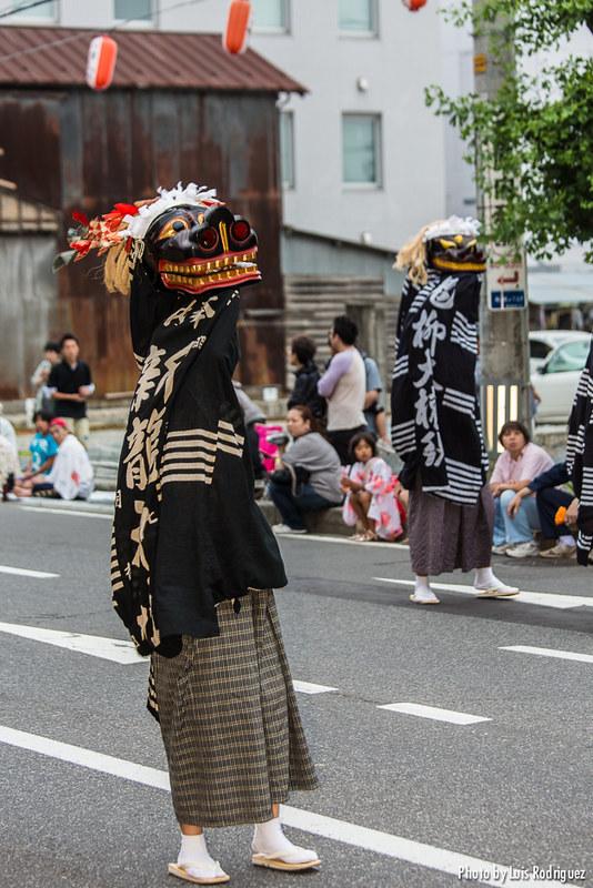 Festival Sansha Taisai de Hachinohe-57