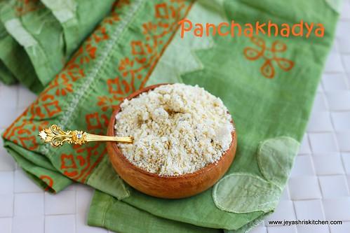 Panchakhadya recipe