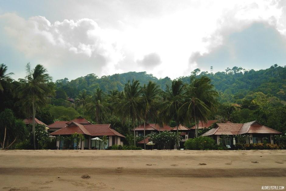Ba Kantiang Bay, Koh Lanta.