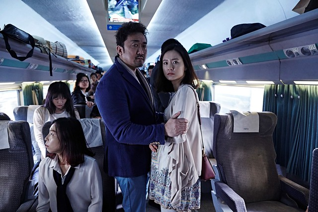 Train to Busan Jung Yu-Mi Ma Dong-Seok