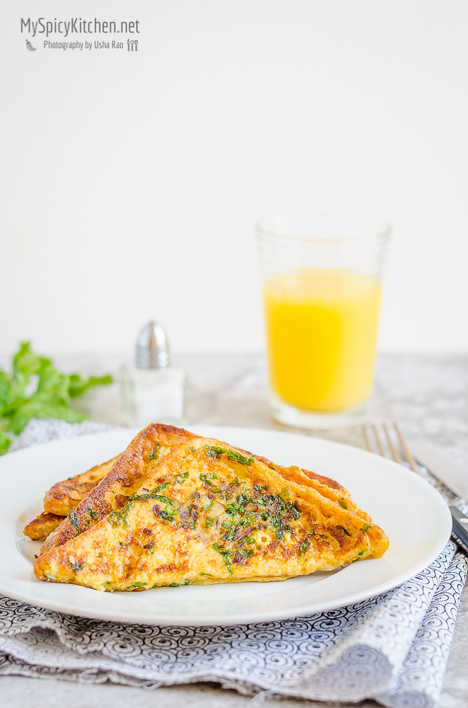 Blogging Marathon, Cooking Carnival, Protein Rich Food, Cooking With Protein Rich Ingredients, Cooking With Eggs, Bombay Toast, Spicy Bombay Toast, Spicy French Toast, Savory French Toast, Spicy Bombay French Toast, Eggs, Breakfast, Indian Breakfast,