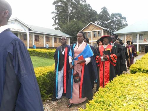 ARU First Graduation Ceremony