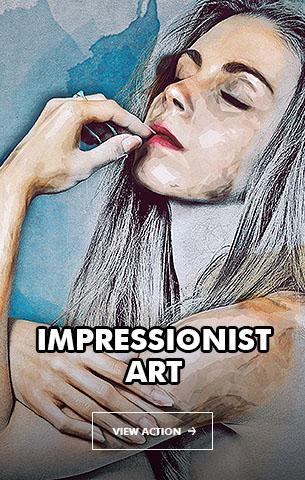 Ink Spray Photoshop Action V.1 - 35