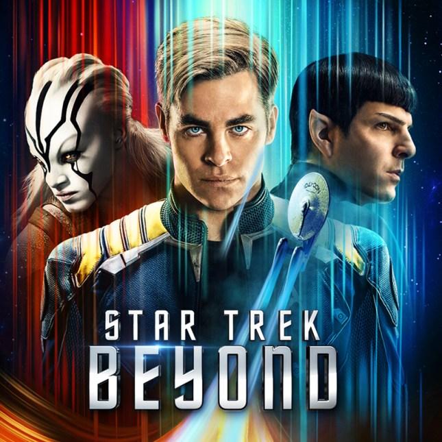 Star Trek Beyond (plus bonus content)