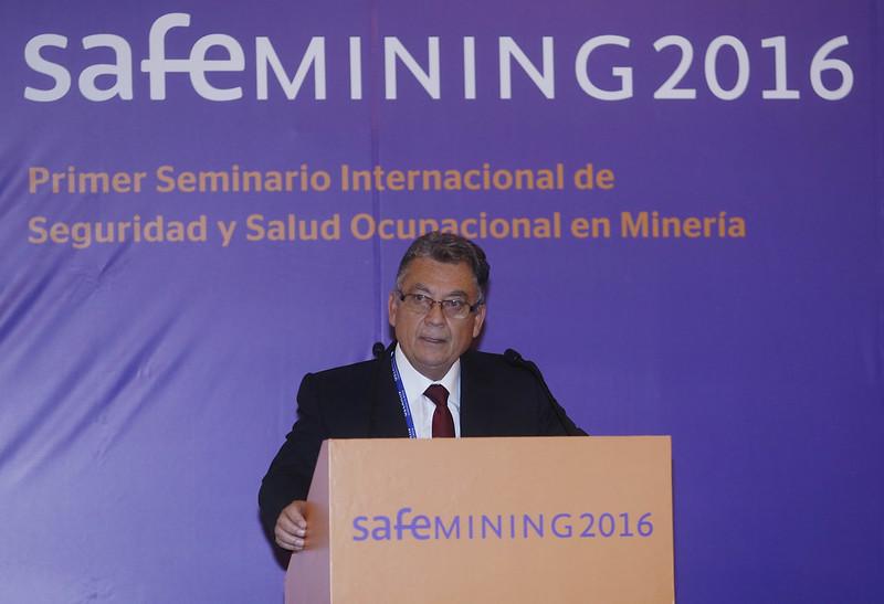 Luis Lodi en Safemining 2016