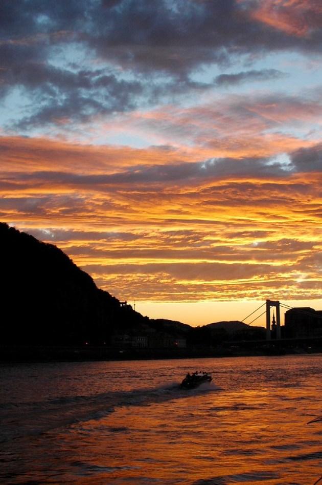 Danube Sunset Cruise