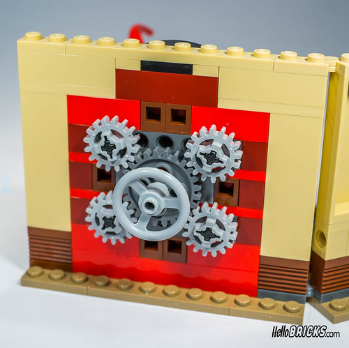 Lego 76060 - Doctor Strange's Sanctum Sanctorum