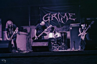Grime, Rock Valley Festival 22/07/16