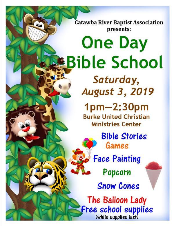 Vacation Bible School Flyer (2) (002)