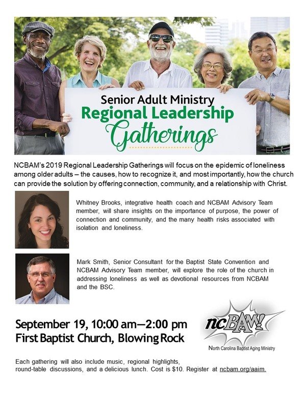 Leadership Gathering flyer - Blowing Rock-converted