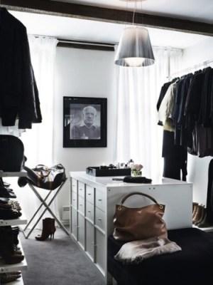 5 ideias para montar um closet em casa | Moda & Style