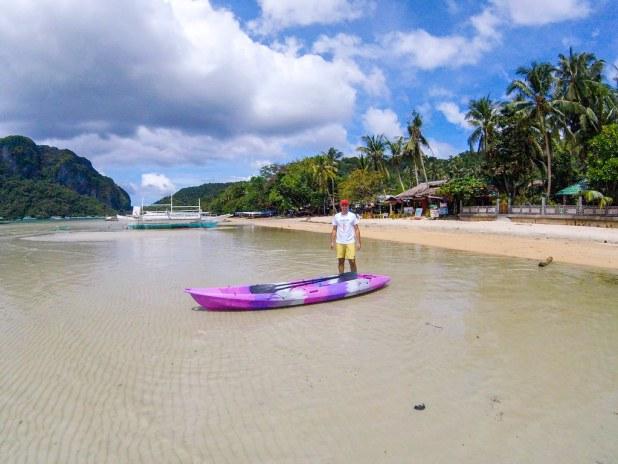 Tour en Kayak por El Nido