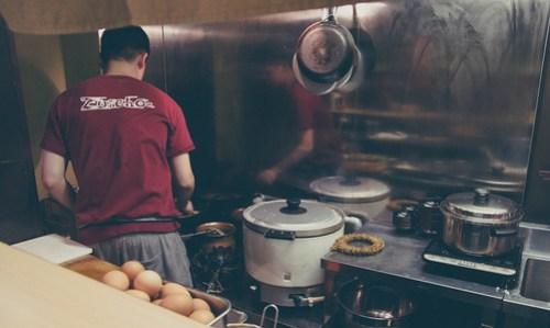 Tokyo Eats - Katsudonya Zuicho, A Delicious Katsudon