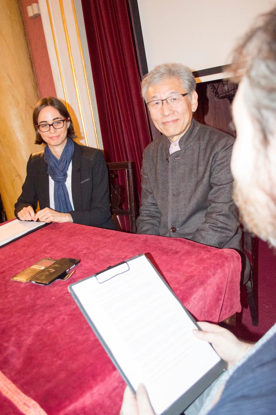 Entrevista a Kazumi Murose