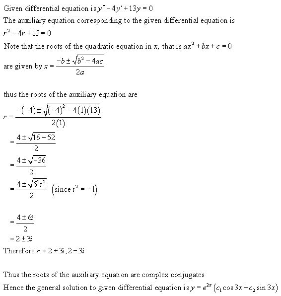 Stewart-Calculus-7e-Solutions-Chapter-17.1-Second-Order-Differential-Equations-9E
