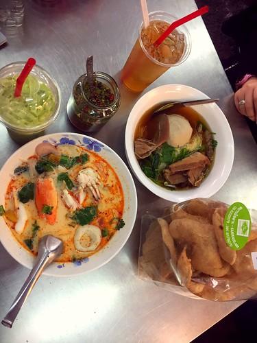 Thai Culinary Journey di Saman Islam, Bangkok - dianravi.com