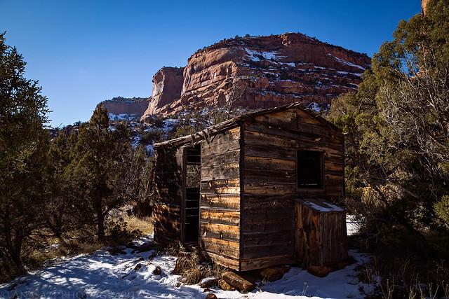 Pollock Cabin