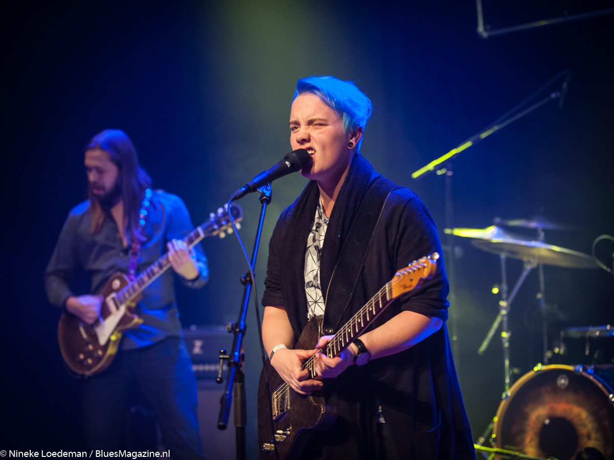Leif de Leeuw Band - GitGo Blues Festival 2016- (3)