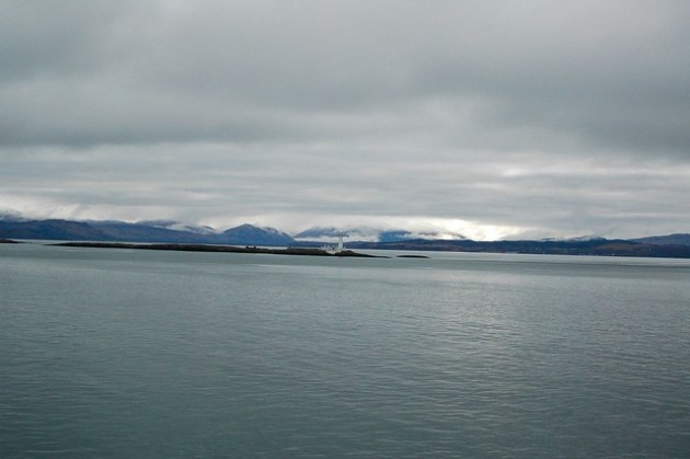 Ferry - Mull to Oban