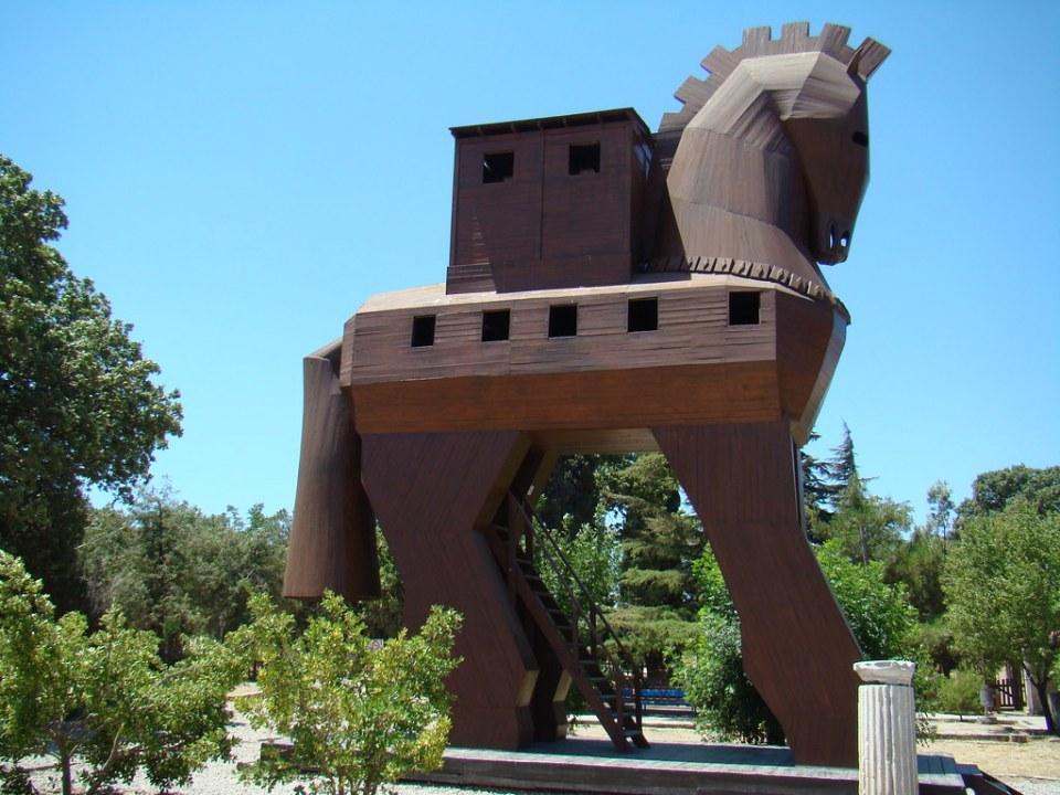 Troya Turquia 46 Patrimonio de la Humanidad Unesco